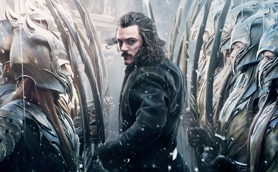 Banner và poster phim The Hobbit: The Battle of the Five Armies