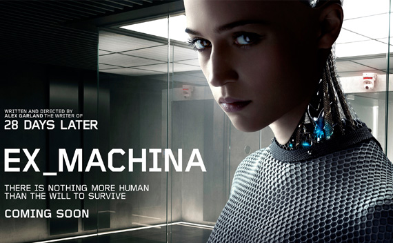 Ex Machina - 2015 - Official Trailer