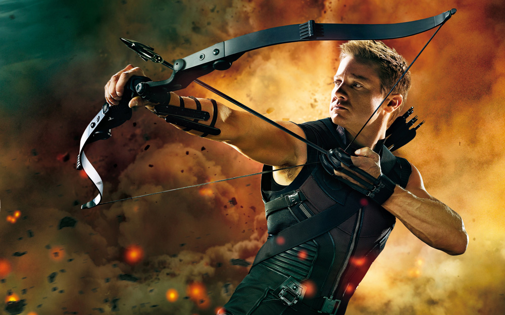 Hawkeye không chết trong Avengers: Age of Ultron 1