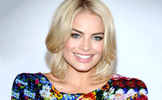 Margot Robbie suýt đóng Fantastic Four
