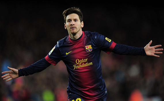 Messi - The Movie - 2014 - Trailer