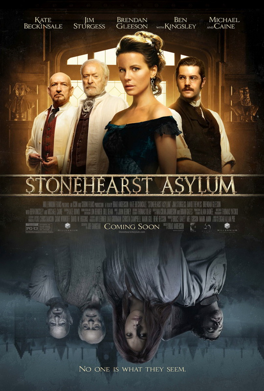 Poster mới của các phim: In the Heart of the Sea, Night at the Museum: Secret of the Tomb, Horrible Bosses 2, American Sniper, Stonehearst Assylum. 5