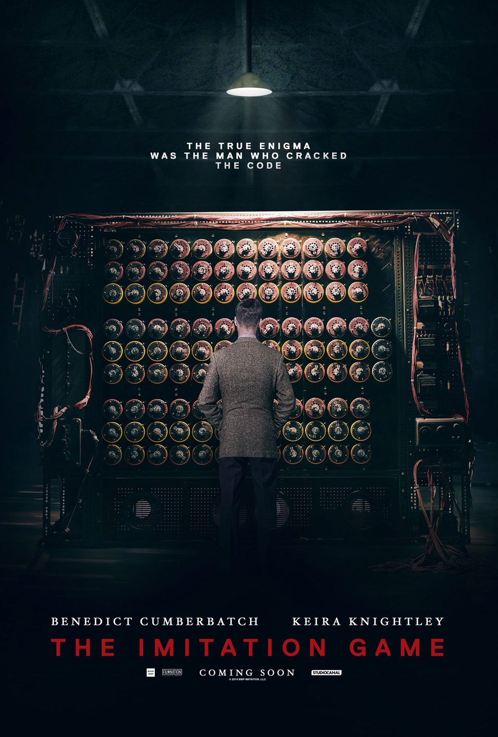 Poster mới của phim The Imitation Game 1
