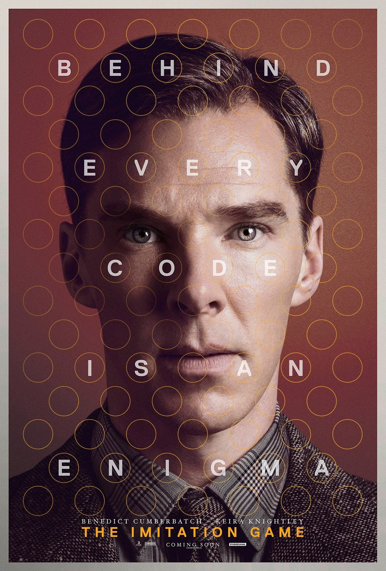 Poster mới của phim The Imitation Game 3