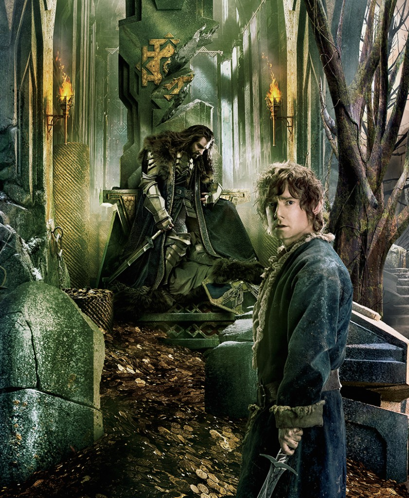 Poster và baner cực đẹp của phim The Hobbit: The Battle of the Five Armies 001
