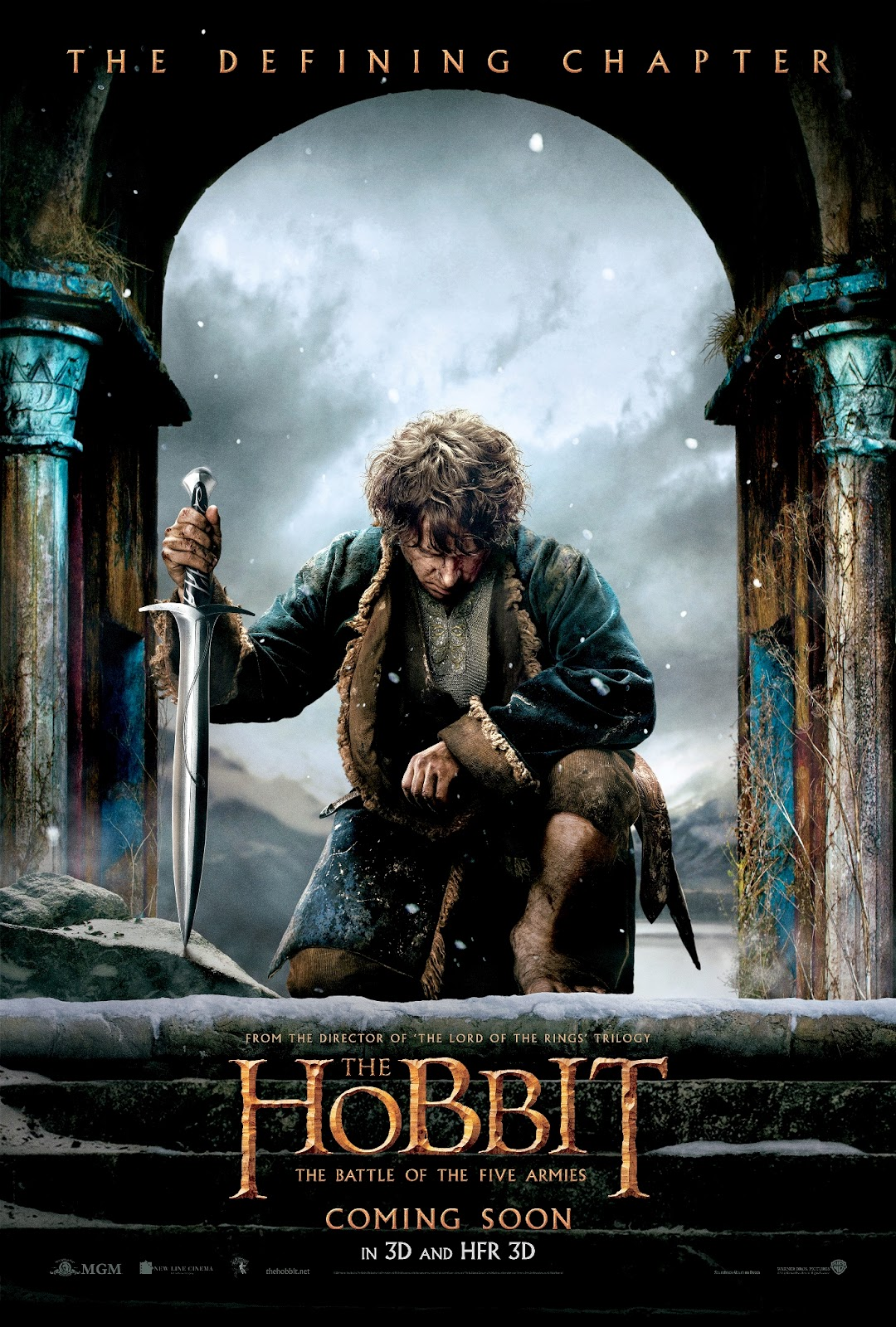 Poster và baner cực đẹp của phim The Hobbit: The Battle of the Five Armies 004