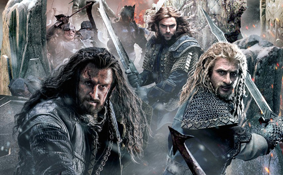 Poster và baner cực đẹp của phim The Hobbit: The Battle of the Five Armies