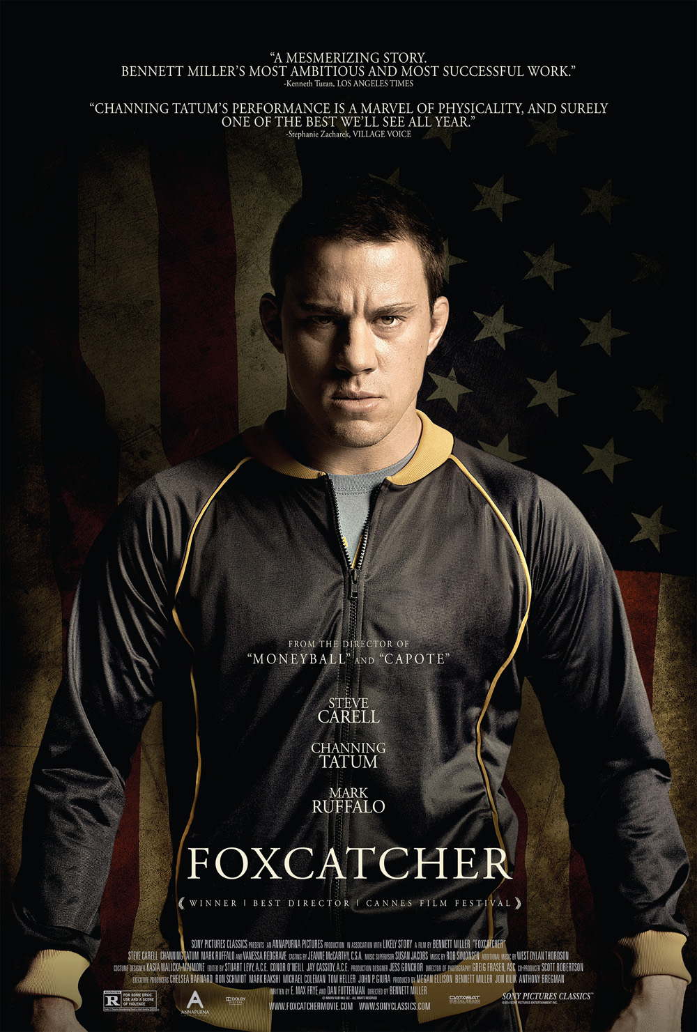 Teaser Trailer mới của Foxcatcher 1