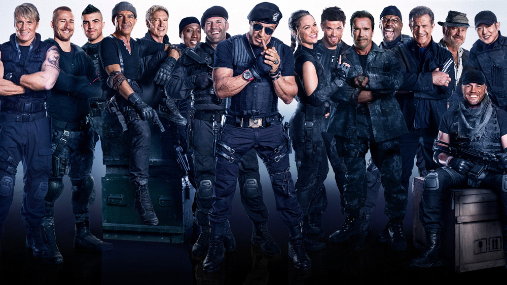 The Expendables 3 sẽ có bản unrated cut 1