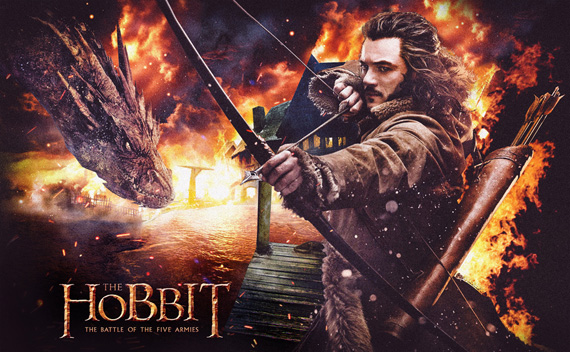 The Hobbit: The Battle of the Five Armies - 2014 - Official Teaser Trailer