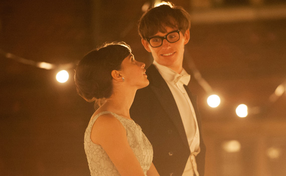 The Theory of Everything - Official Trailer - 2014