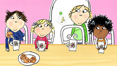 I Do Not Ever, Never Want My Wobbly Tooth to Fall Out - Charlie and Lola